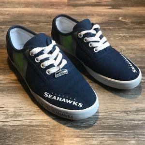 e1e132aa6ca3 Seattle Seahawks NFL women s sneakers.